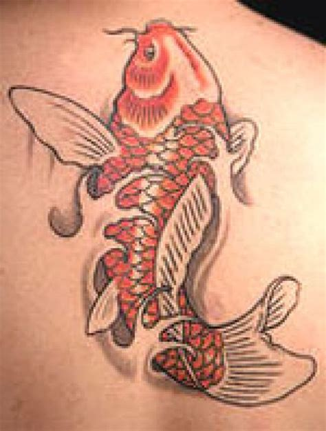koi fish tattoos designs for woman