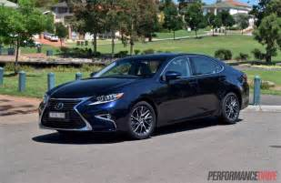 Lexus 350es 2016 Lexus Es 350 Sports Luxury Review