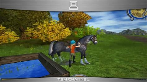 star stable horse game star stable part 1 horse game youtube