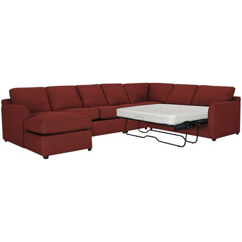 red sectional with chaise city furniture asheville red fabric left chaise