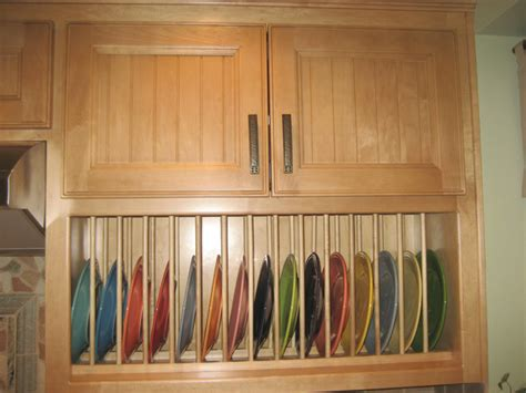 Kitchen Cabinet Dish Rack Cabinet Accessories Plate Rack