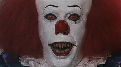 the clown it 1990 review basementrejects