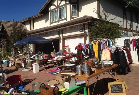 Spell Garage by Spelling And Dean Mcdermott Yard Sale As They