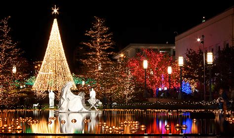 temple square lights 2013 church news and events