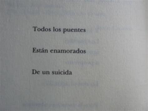 imagenes suicidas enamorados todos los puentes estan enamorados de un suicida frases