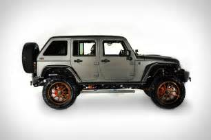 How Much Is A Jeep Wrangler 2014 2014 Jeep Wrangler Unlimited Nighthawk Uncrate