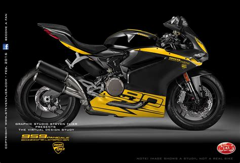 Motorrad Tuning Ducati by Tuning Ducati Panigale 959 Side View Client