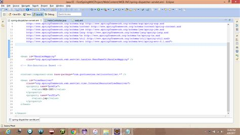 find pattern in xml java spring no mapping found for http request with uri