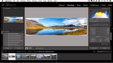 photo light room panorama merge within lightroom cc