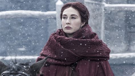game of thrones actress red woman melisandre actress carice van houten talks about that
