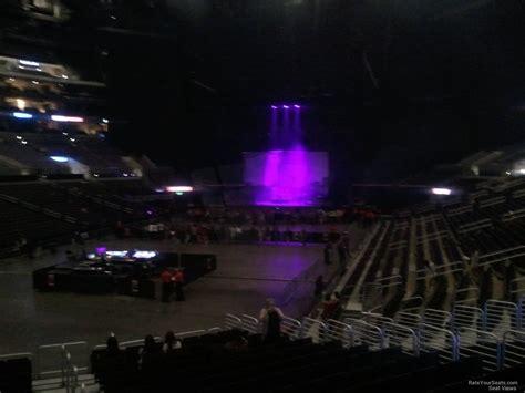 staples center section 106 staples center section 106 concert seating rateyourseats com