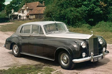 rolls royce car history history of rolls royce picture special autocar