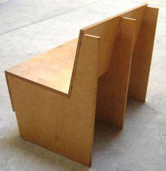 frank lloyd wright plywood chair   auldbrass plantation  chaired