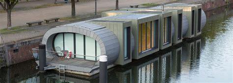 Wohnen Auf Hausboot by Wohnen Auf Dem Wasser Detail Magazin F 252 R Architektur
