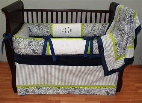 Custom Baby Boy Crib Bedding Pin By Modpeapod Custom Baby Bedding On Baby Boy Bedding Sets Pinte