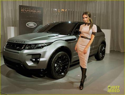 matte gold range rover range rover evoque beckham design matte black