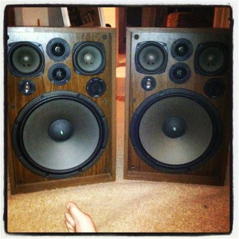 Speaker Subwoofer Kenwood my new vintage kenwood speakers vintage stereo