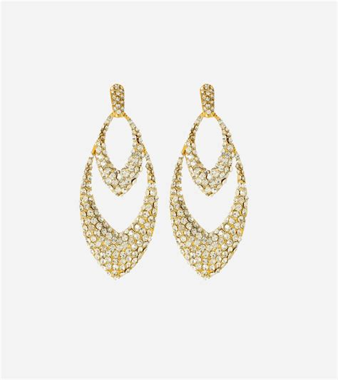 Gold Plated Chandelier Earrings The Gallery For Gt Gold Chandelier Earrings