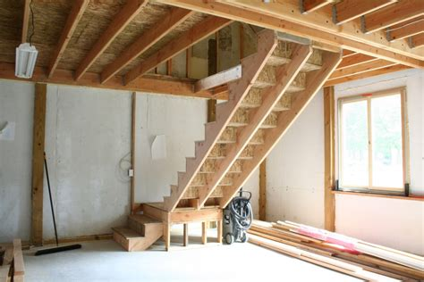 Attractive Build A Barn House #3: Exceptional-building-stairs-with-a-landing-4-framing-stairs-with-landings-1200-x-800.jpg