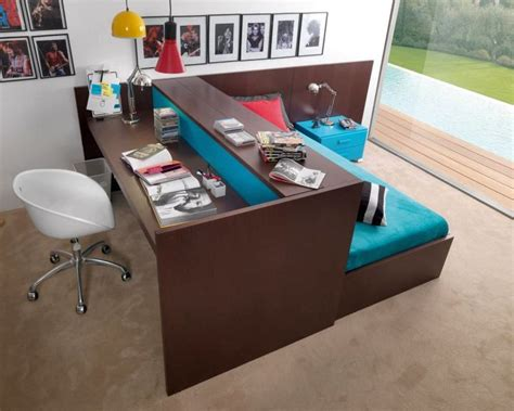 17 desk bed for adults designs made for workaholic
