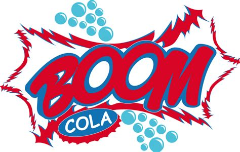 Colla Bpom boom cola