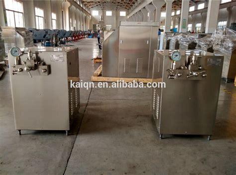 milk homogenizer design ce certificated 25mpa homogenizer high pressure milk