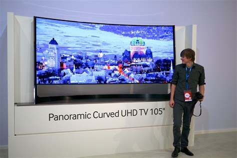 bid up tv file samsung un105s9 20140127 jpg wikimedia commons