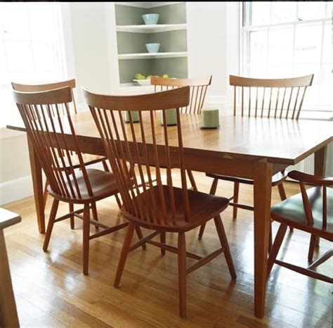 shaker style dining room furniture shaker style table chairs woodworking inspiration