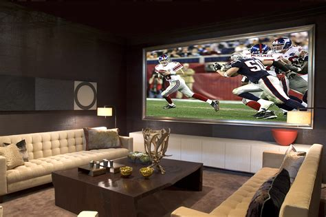 projector or tv for media room integrisys the tech bowl bring