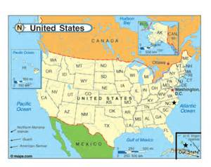 smart exchange usa united states political map maps and