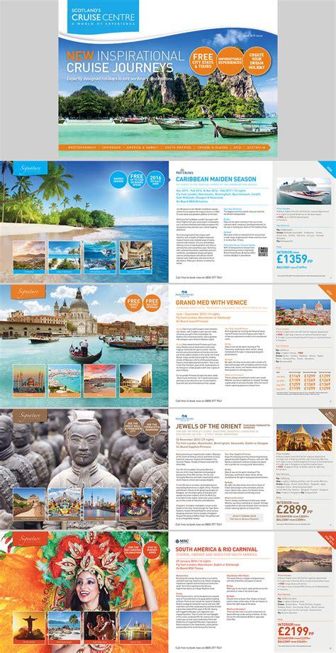 design a leaflet to encourage tourist to visit egypt 15 travel brochure exles with enticing designs naldz