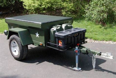 m416 trailer m416 jeep trailer dinoot lightweight fiberglass tub kit