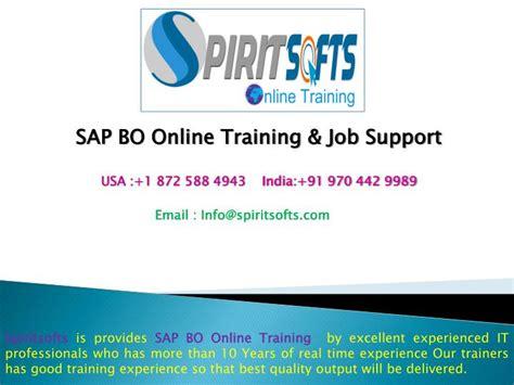 online tutorial in usa ppt sap bo online training in hyderabad uk usa australia