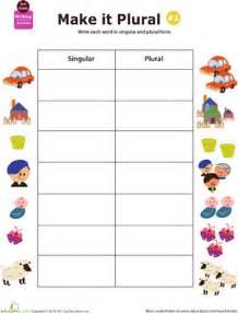 Get a grip on grammar make it plural 1 worksheet education com