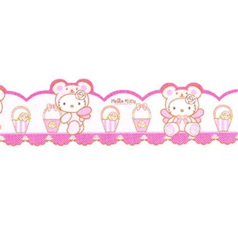 jual border wallpaper hello kitty 28 best images about hello kitty on pinterest pink hello