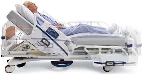 stryker medical beds stryker medical s3 hospital bed ubergizmo