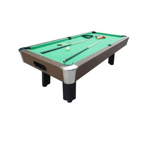 sportcraft 8ft green billiard table sears