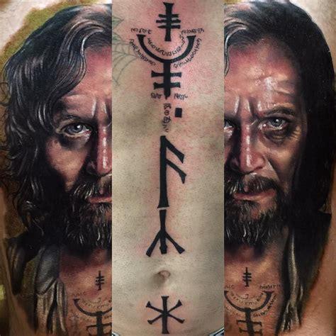 sirius black tattoos i recreated sirius black s azkaban prison tattoos on zac