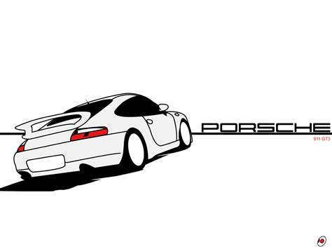 porsche vector how to draw porsche 911 gt3