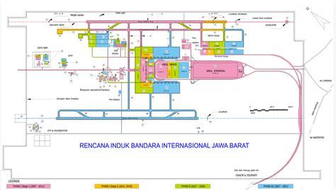 Layout Bandara Kertajati | bandara internasional jawa barat rencana pembangunan