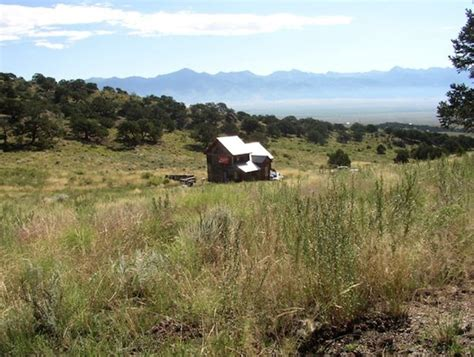 Cabin In Colorado For Sale by Small Rustic Cabin On 40 Acres In Colorado With Mountain Views