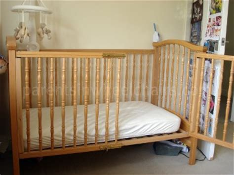 Parents In Wheelchairs Cot Forward Facing Changing Table