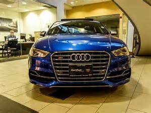 Toronto Downtown Audi 2016 Audi S3 2 0t Technik Quattro 6sp S Tro 49 999