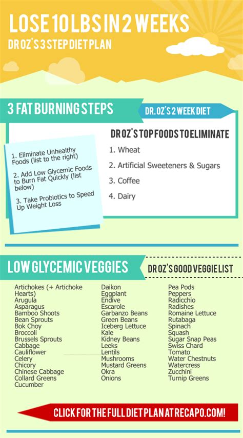 I Tried Dr Oz 2 Week Detox by Dr Oz Two Week Diet Lose Weight Tips