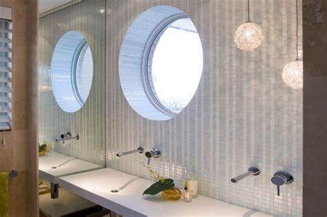 round bathroom window unique and compelling round windows for every room
