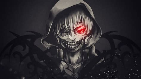 imagenes de kaneki llorando white haired kaneki ken wallpaper 1366x768 by gameriuxlt