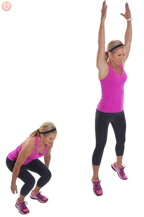 squat swing quick workout to lose fat and burn calories