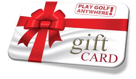 Gift Card To Any Where Template by Golf Gifts The Golf Voucher Shop 174 Golf Gifts Gift