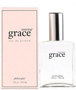 philosophy amazing grace eau de parfum reviews photos