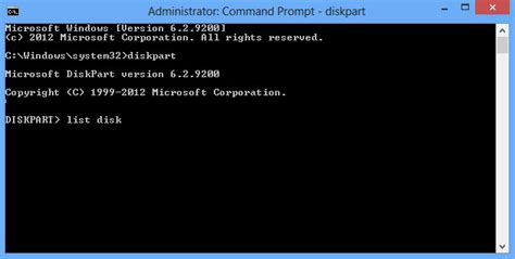 format hard disk in dos how to diskpart erase clean a drive through the command
